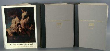 3 Bücher, Wallraf-Richartz Jahrbücher