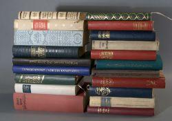 Konvolut diverser Bücher