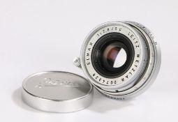 Ernst Leitz Wetzlar camera lens, Elmar f/2.8/50, Nr. 2074328