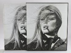 Terry O'Neill The Opus, a limited edition fine art book together with an exclusive, collectable