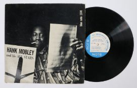 Hank Mobley - Hank Mobley And His All Stars LP ( BLP 1544 ), 2nd pressing from 1957.Vinyl / Sleeve :