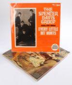 4 x 1960's LPs. Beatlemania - Beatlemania ( TSL 1 ). Sounds Incorporated ( 33SX 1659 ). Spencer