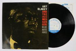 Art Blakey And The Jazz Messengers - Art Blakey And The Jazz Messengers LP ( BNJ 71011 / BST