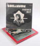 6 x Funk / Soul LPs. Hamilton Bohannon - Insides Out ( BRLS 3014 ). Booker T. & The M.G's - Doin'