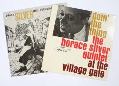 2 x Jazz LPs. Horace Silver Quintet - Six Pieces Of Silver LP ( BLP 1539 / BN 1539 ), Japanese