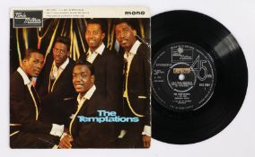 The Temptations - The Temptations EP ( TME 2004 ).