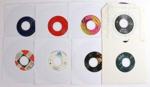 """7 x Rock 7"""" singles and 1 x EP. The Beach Boys - Four By The Beach Boys ( EAP1 5267 ). The Crazy"""