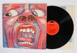 King Crimson - In The Court Of The Crimson King ( 2302 057 ), reissue.E