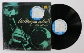 Lee Morgan - Indeed LP ( BLP 1538 / BN 1538 ), Japanese Reissue.Vinyl / Sleeve : E / E