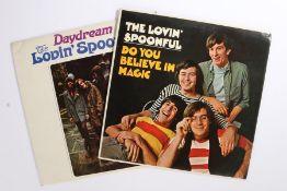2 x The Lovin' Spoonful LPs. Do You Believe In Magic ( NPL 28069 ). Daydream ( NPL 28078 ).