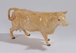 Beswick porcelain cow, in cream