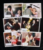 I'll Never Forget What's 'Isname (1967) - set of six lobby cards, 20.5cm x 25.5cm (6)