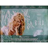 The Bird (2011) - British Quad film poster, starring Sandrine Kiberlain and Clément Sibony,