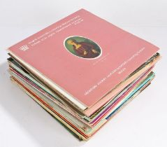 Collection of Scottish Country Dance LPs. To include, Wilfred Gillis - Arisaig Airs (CX 45),