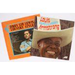 6 x LPs. Louis Armstrong - Louis 'Country & Western Armstrong ( 6466006 ). Joan Baez - Joan Baez /