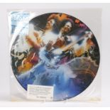 The Brothers Johnson - Blam LP, Ltd edition picture disc No 026359 (A&M 4714)