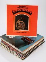 Jazz / Big Band / Brass LPs.