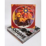 Mixed LPs to include, Creedence Clearwater Revival - Creedence Gold (FT501).Frankie Goes To