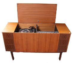 Murphy type A894 SR Radiogram with fitted Garrard 3000 Turntable.