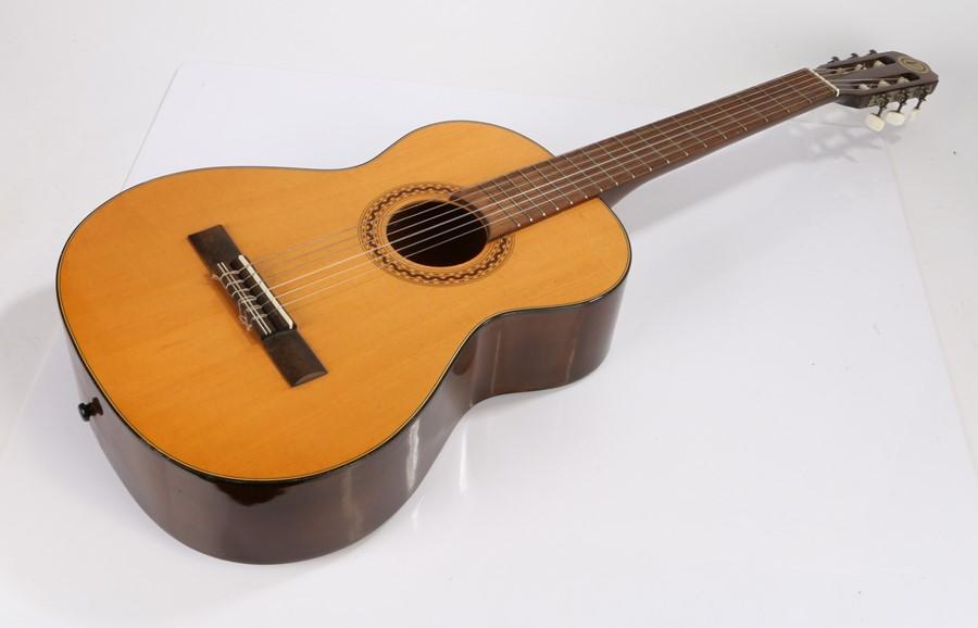 Kay KC265 Classical guitar.