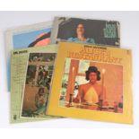 4 x Folk / Rock LPs. Dr Hook - Bankrupt. Arlo Guthrie - Alice's Restaurant. Sutherland Brothers