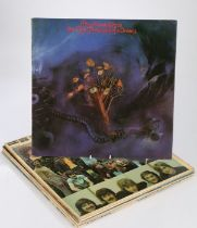 8 x LPs. John Denver - Back Home Again, gatefold. textured sleeve. Art Garfunkel - Breakaway. The