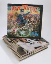 Mixed LPs. Artists to include Herb Alpert(3) Carpenters(4), Neil diamond(2), Elton john (2), The