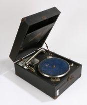 Decca crescendo Portable Gramophone.