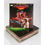 Mixed Soundtrack / Pop / easy Listening LPs. Artists to Include Abba, Burt Bacharach. Bing Crosby,