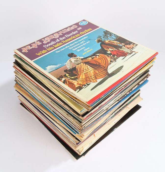 Collection of Country / World /Classical LPs