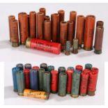 Quantity of collectors cartridges of various calibres including Eley, Norman F. Cooper Bishops