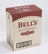 Bell's Aged 8 years Blended Scotch Whisky, 40% 70cl case of six bottles, (6)