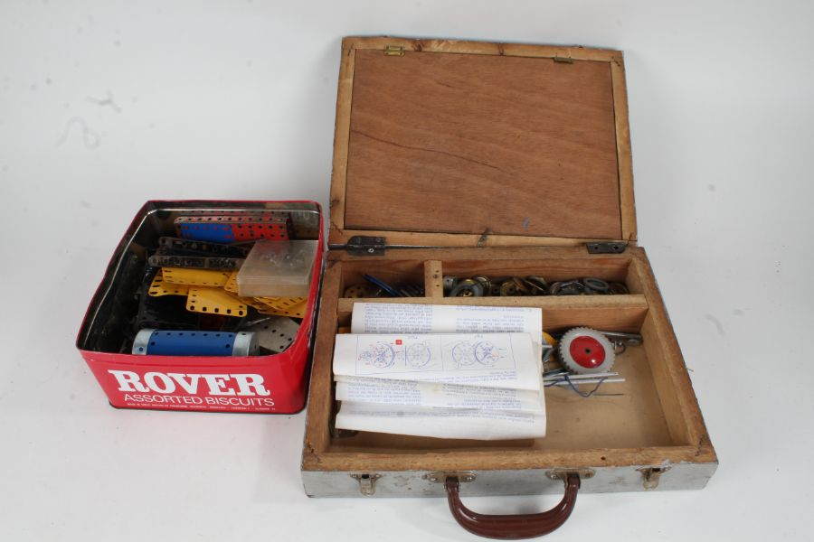 Collection of Meccano (qty)
