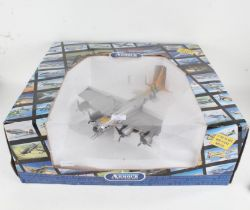 Collection Armour by Franklin Mint, model of USAAF 447 BG 709, A Bit O Lace, model No. B11C978,