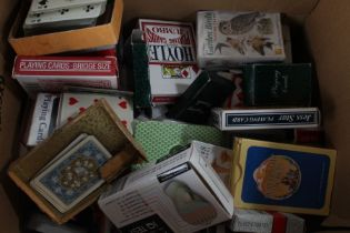 Collection of various playing cards (qty)
