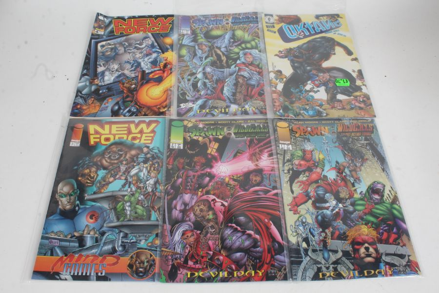 Collection of The Mighty World of Marvel and other comics, to include the Incredible Hulk, the