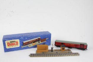 Hornby Dublo T.P.O. Mail Van Set, in original box