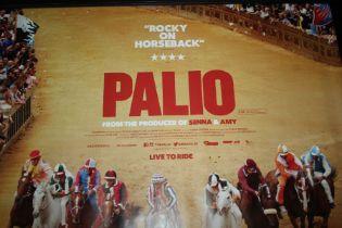 Palio (2015) - British Quad film poster, directed by Cosima Spender, rolled, 76cm x 102cm