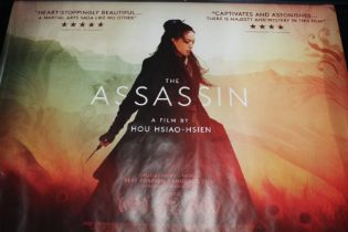 The Assassin (2015) - British Quad film poster, directed by Hsiao-Hsien Hou, rolled, 76cm x 102cm