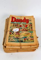 Collection of late 1970s and early 1980's comic books, to include Beano, Dandy, Beezer, Whizz and