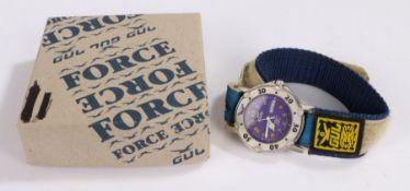 Gul gentleman's wristwatch housed in original box