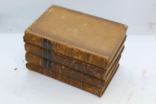 The Plays and Poems of Shakespeare, thirteen volumes (volumes ten and thirteen missing), published