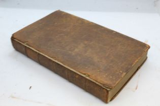 William Melmoth, the Letters of Sir Thomas Fitzosborne on Several Subjects, rubricated title,