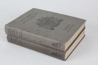Royal Commission on Historical Monuments (England), Volume one- Essex N.W., 1916, Volume two-
