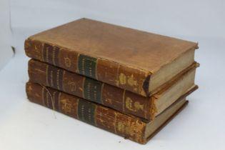 Collection Universelle Des Memoires Particuliers Relatifs A L'Histoire De France, 1790, in three