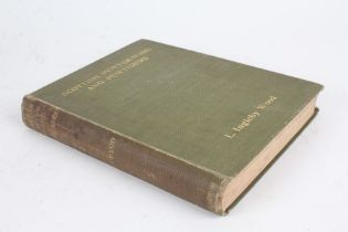 L. Ingleby Wood, Scottish Pewter-ware and Pewterers, published by George A. Morton, Edinburgh