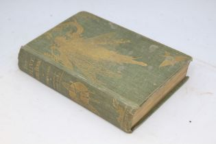 Andrew Lang, The Olive Fairy Book, 1st edition, Longmans, Green & Co., 1907, with colour and