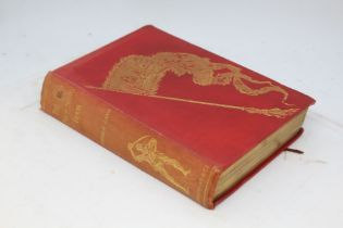 Andrew Lang, The Red True Story Book, 1st edition, Longmans, Green and Co., 1895, with