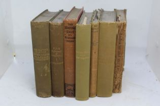 Bernard Shaw, Androcles and the Lion, A fable Play, Constable and Company Ltd., 1924, together