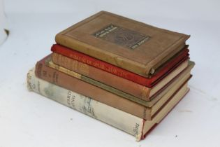 First edition and other books, to include Howard Spring, There Is No Armour, 1948, Michael Innes,